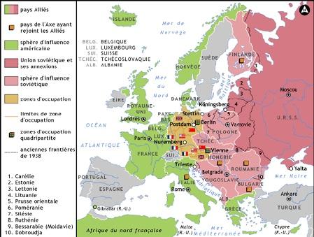 dissertation sur la guerre froide terminale s
