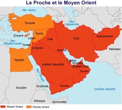 Datant du Moyen-Orient homme